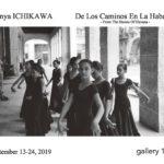 2019Habana Ichikawa exhibition