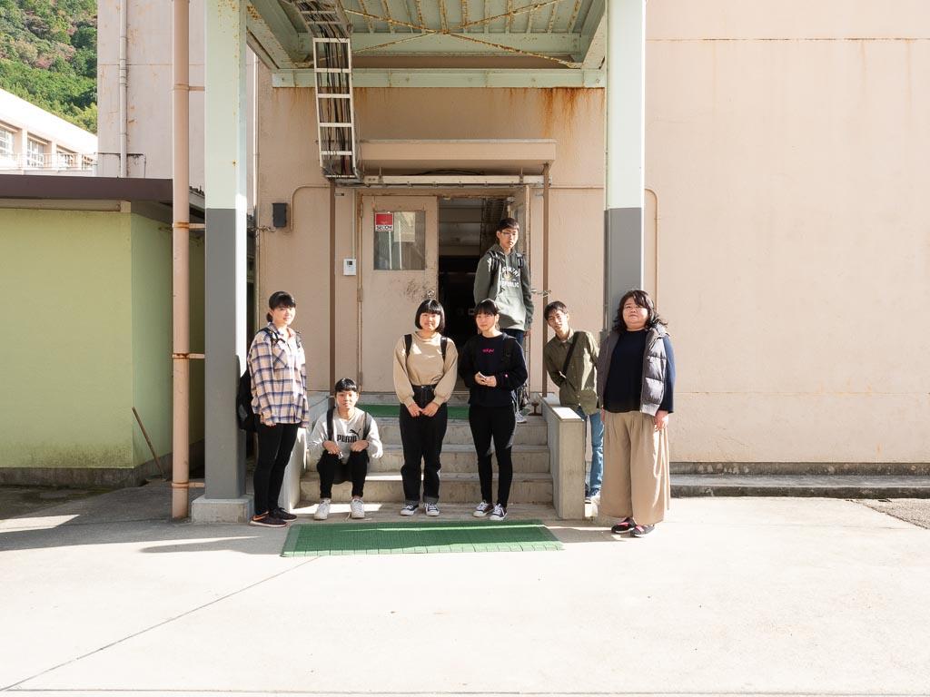 木本高校次世代継承プロジェクトFW