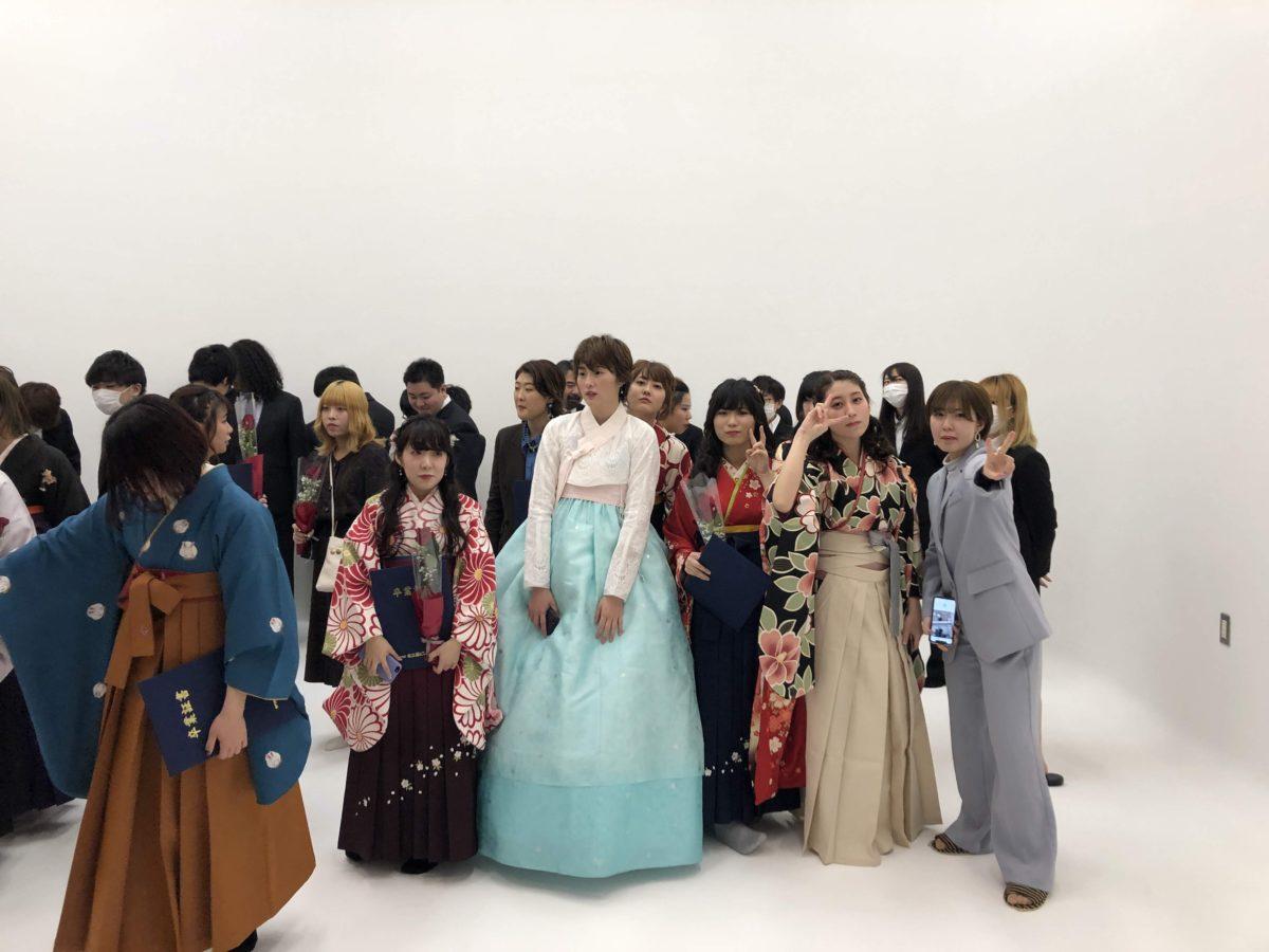 200313 graduation ceremony