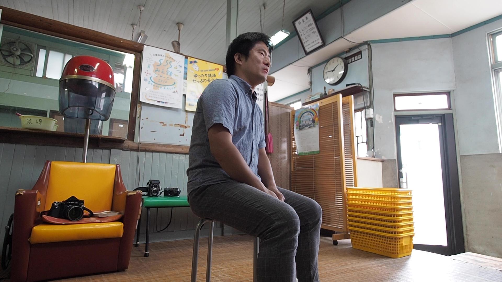 200905NAGI82号Monochrome澤田勝行取材風景