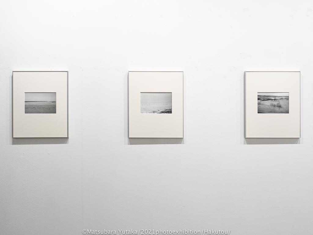 2021年2月 写真展「白冬」gallery176